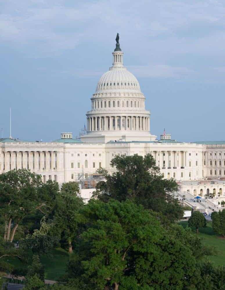 capitol building Washington DC