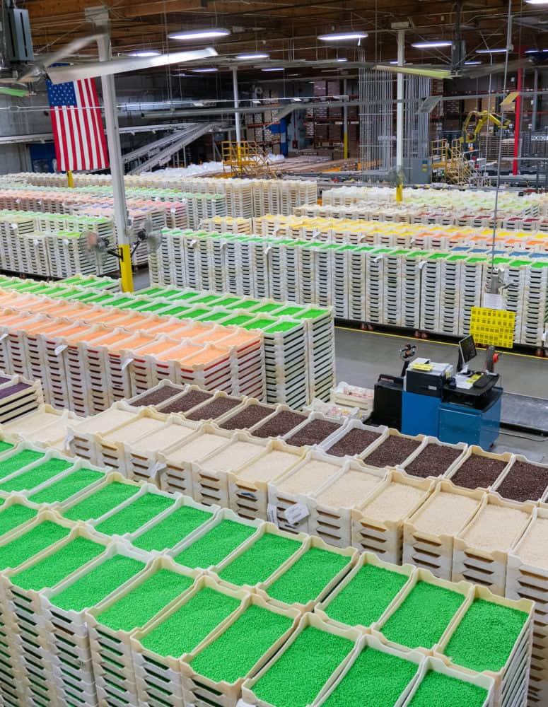 Photo of manufacturing shopfloor